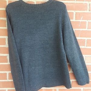 Christopher & Banks Sweaters - Christopher & Banks cute novelty sweater, sz L